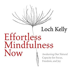 Loch Kelly Book - Effortless Mindfulness Now