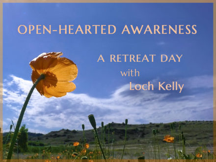 Open-Hearted Awareness Retreat Day with Loch Kelly
